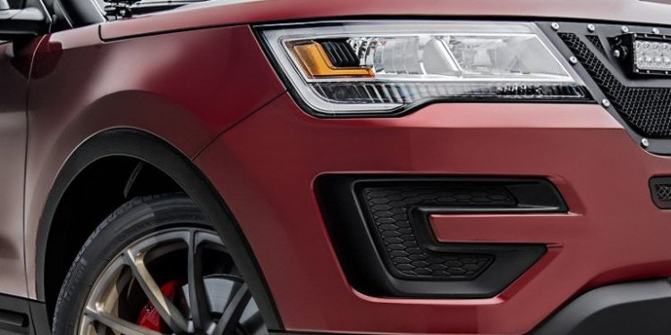 2016 Ford Explorer Accessories