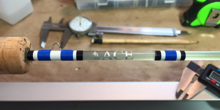 ACE Custom Rods Ice - Naked