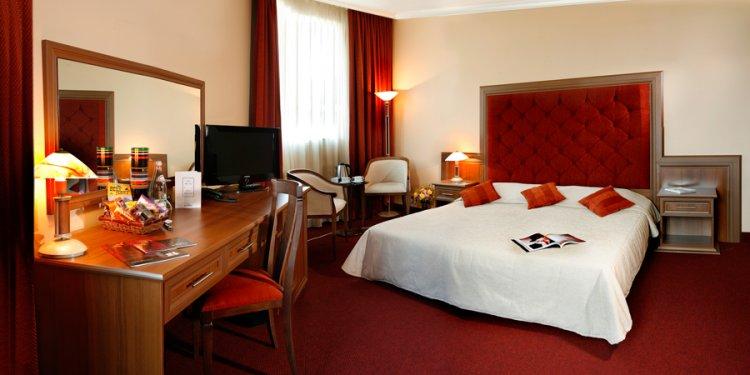 Hotel Expo Sofia Bulgaria