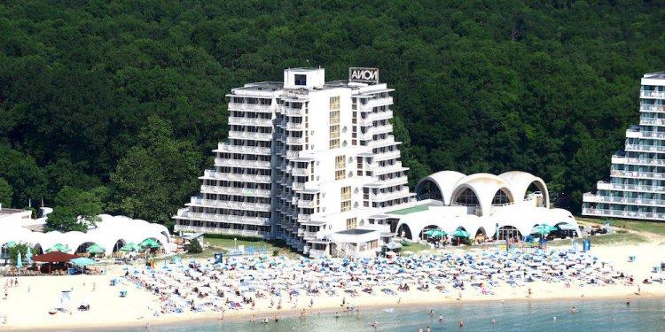 Hotel Nona, Albena