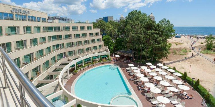 Jeravi Hotel, Sunny Beach