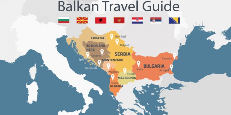 Backpacking the Balkans - my