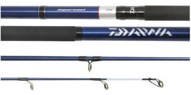 Daiwa Sea Fishing Rods