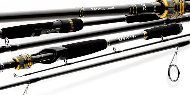Daiwa Tatula Rod Series
