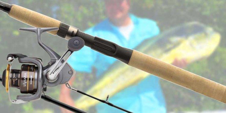 Fishing rods reels tackle vero