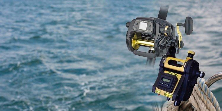 Electric Kite Fishing Reels