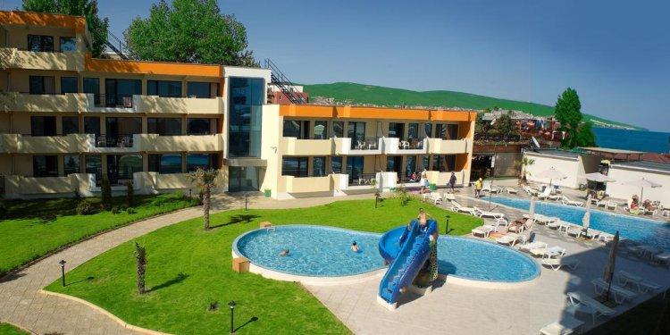 Hotel Glarus, Sunny Beach