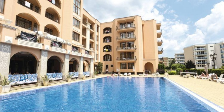 Hotel Palazzo in Sunny Beach |