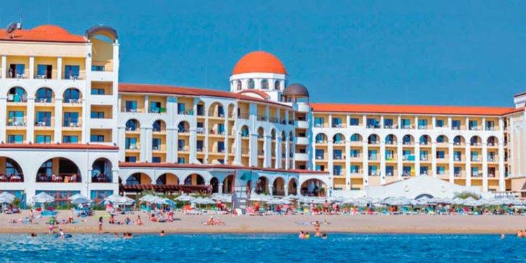 Hotel Riu Helios Bay 4*