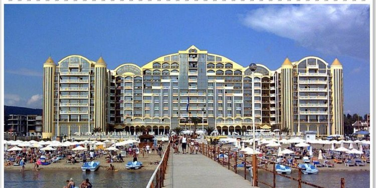 Hotel victoria palace 5* din