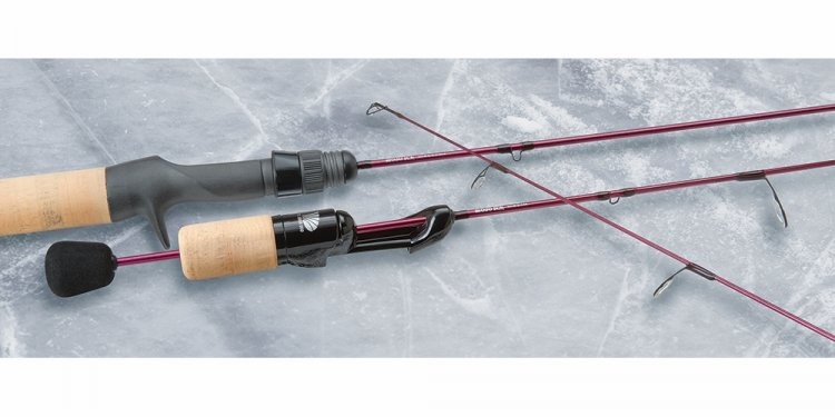 St. Croix Mojo Ice Rods