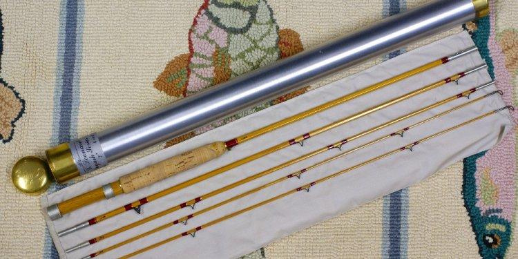 Vintage Hardy cane fly rod