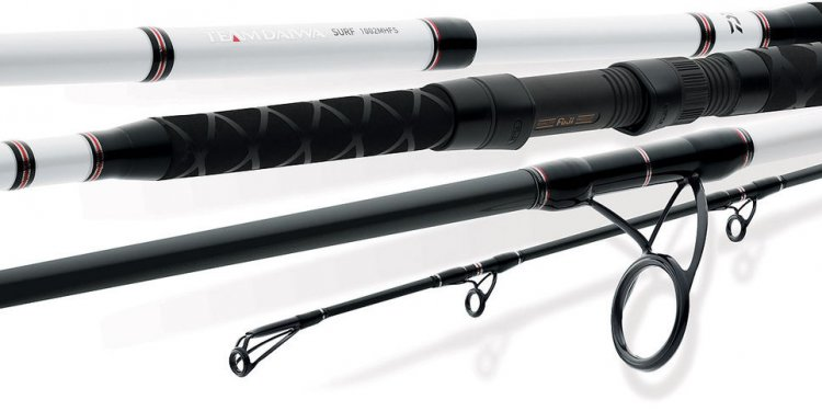Daiwa Surf Fishing Rods