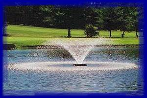 aeration equipment for pond and pond management