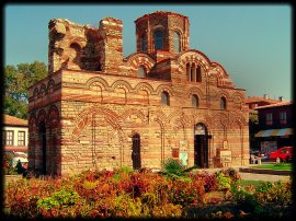 Ancient castle in Nessebar, Bulgaria | © Axel Schwenke/Flickr