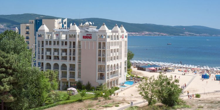 Hotel in Sunny Beach Bulgaria All inclusive