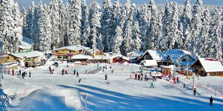 Skiing holidays to Bulgaria