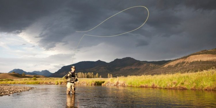 Fly Fishing rod weight