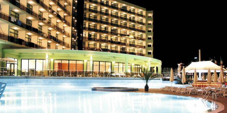 Sunny Beach Bulgaria All inclusive Hotel