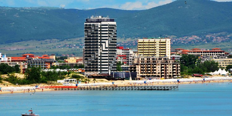 Hotels in Burgas, Bulgaria