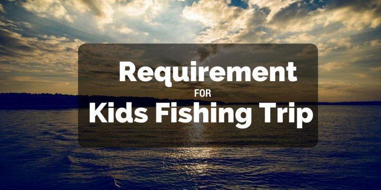 Fishing Equipment for Kids