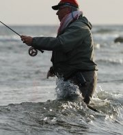 Rough weather - Some anglers use hefty equipment when problems tend to be harsh, but that usually not required