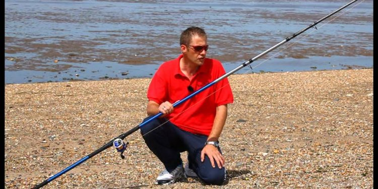 Beachcaster Fishing Rods