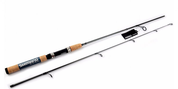 Stainless steel Fishing rod