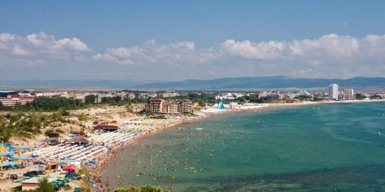 Chaika Beach Hotel Bulgaria