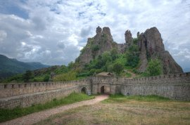 The Kaleto Fortress in Belogradchik. Photo courtesy Gary Arndt.