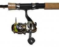 Crappie Fishing Rods and reels