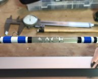 Custom Ice Fishing Rods