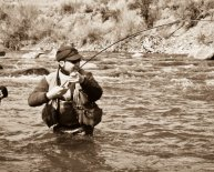 Fly Fishing Rods, reels