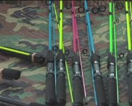 Free Fishing Rods and reels