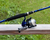 Sea Fishing rod and reel Combos