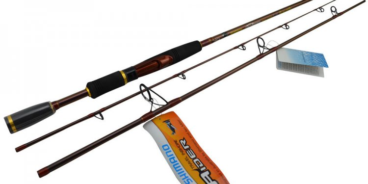 6 piece Fishing rod