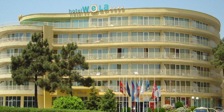 Wela Hotel in Bulgaria
